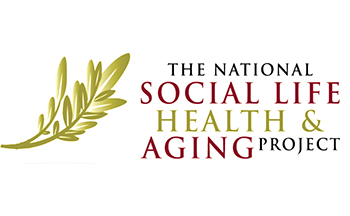 National Social Life, Health, and Aging Project (NSHAP) logo
