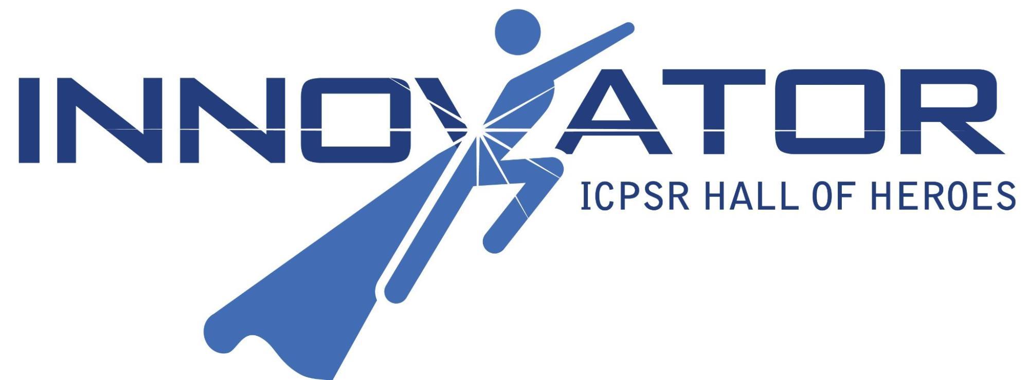 Logo: Innovator - ICPsR Hall of Heroes