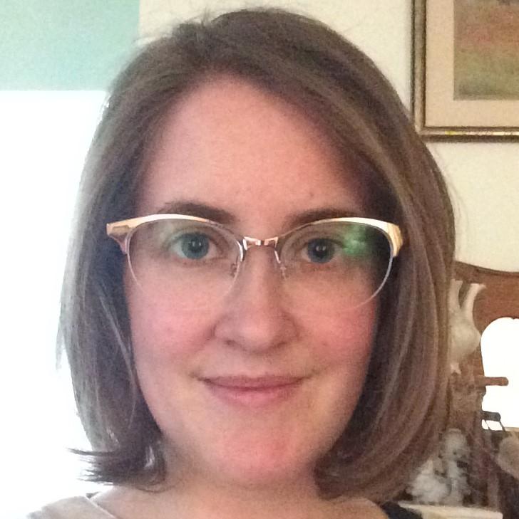ICPSR Curator Laura Gerhardinger
