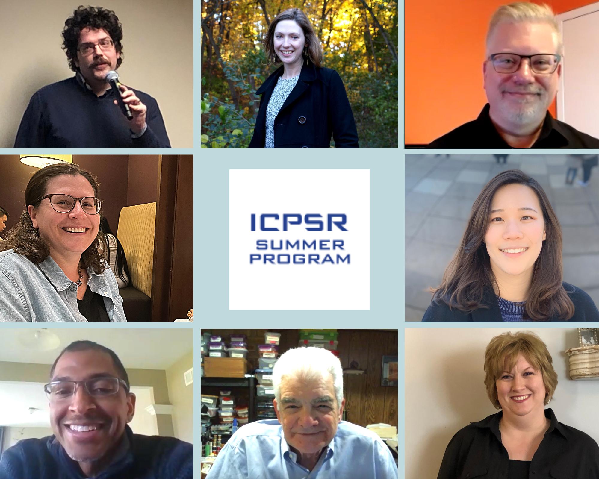 ICPSR Summer Program Staff photo