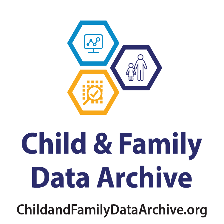 Child and Family Data Archive Logo and URL (ChildAndFamilyDataArchive.org)
